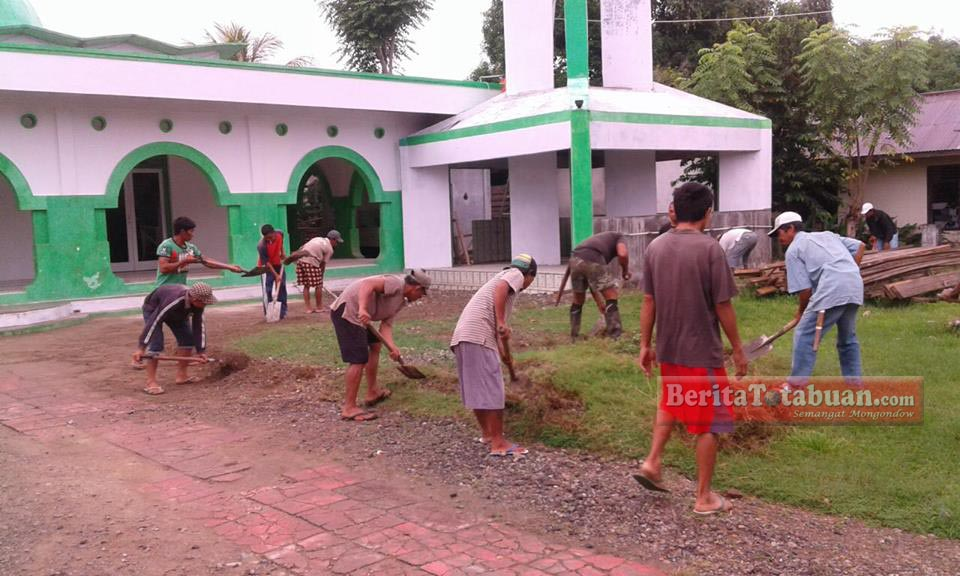 Pemerintah Desa Salongo Giatkan Jumpa Berlian