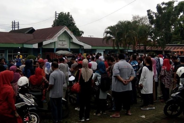 Wah, Ribuan ASN 'Masuk' RS Datoe Binangkang Kotamobagu