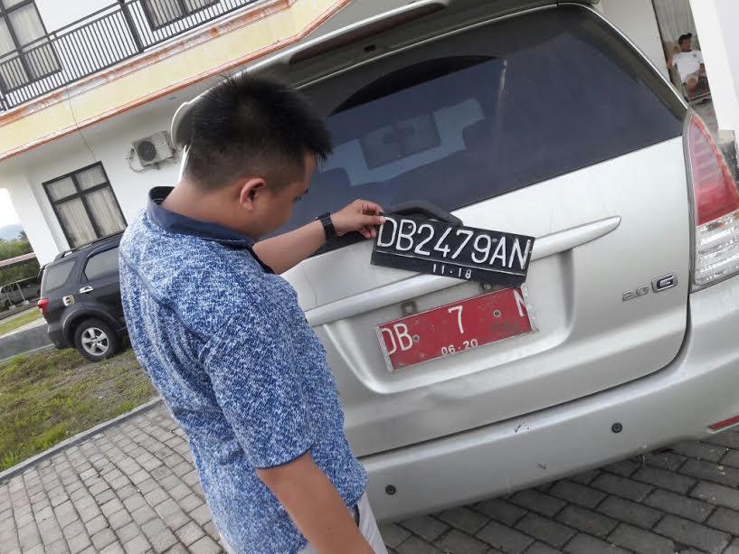 Aleg Boltim Diduga 'Sembunyikan' Mobnas Pimpinan Dekab