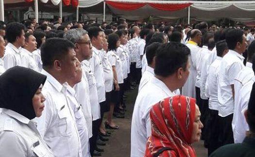 Lima Kader BMR Masuk Jajaran Pejabat Pemprov Sulut
