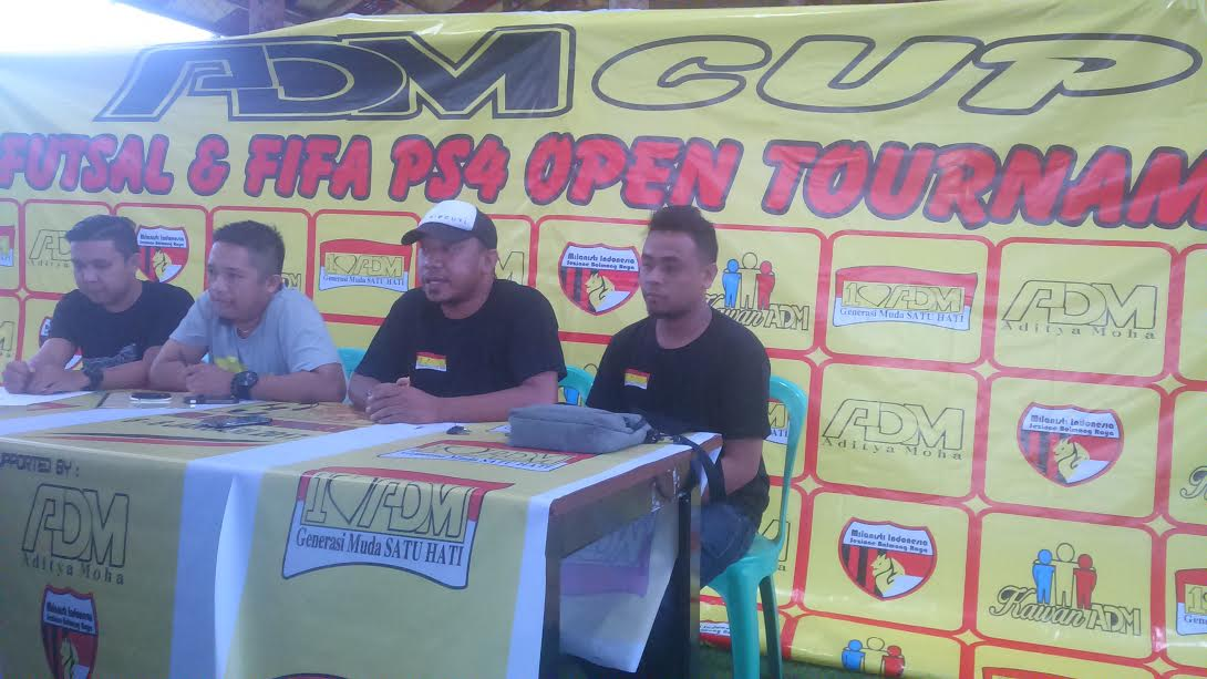 Hari Ini, 24 Club Futsal se Sulawesi Utara dan Gorontalo Berlaga di ADM Cup