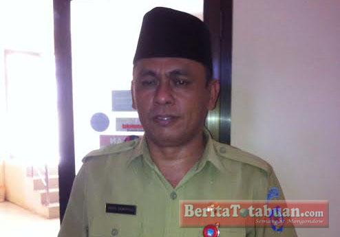 Camat Diminta Awasi Pembangunan di Kabupaten Bolsel