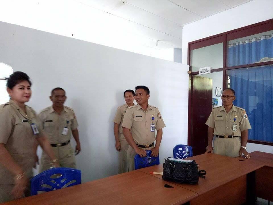 Sekot Kotamobagu Pantau Aktifitas Pertama Pegawai di Awal 2017