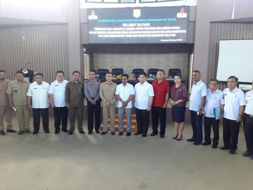 Deprov Sulut Janji Pengrusakan Hutan Lindung Boltim Bakal Dilaporkan ke Gubernur