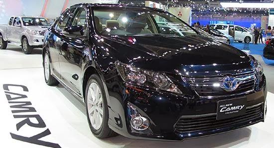 Camry Hybrid Bakal Jadi Mobil Dinas Bupati dan Wabup Bolmong Terpilih