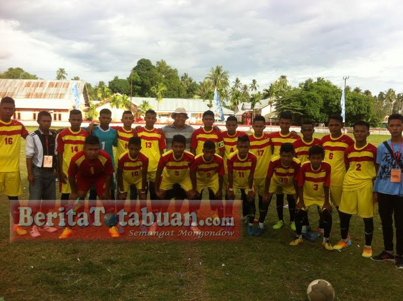 Tim Sepakbola MA Alhidayah Duminanga Berhasil Taklukan Samudera Patoa