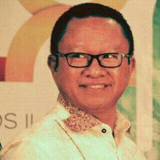 Ketua DPRD Bolmut, Karel Bangko SH