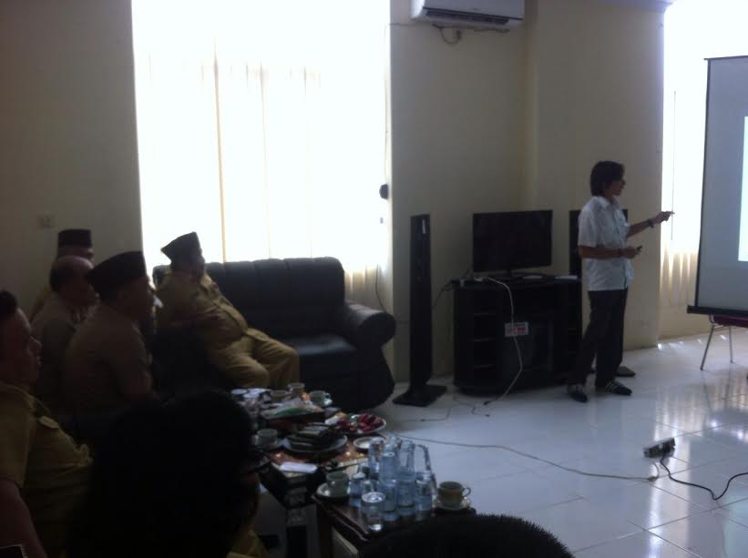 Tim Kementerian Pariwisata Tiba-Tiba Sambangi Bolsel