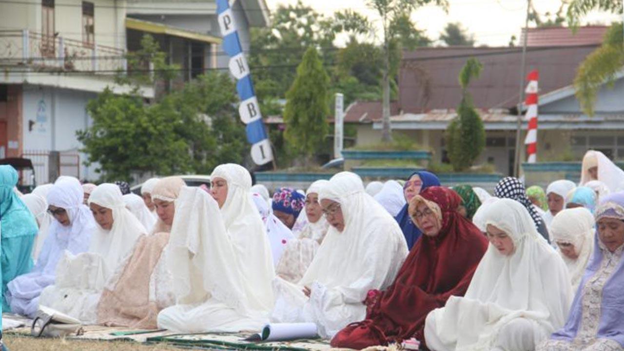 Pemkab Bolmong Berpeluang Izinkan Sholat Idul Adha Berjamaah