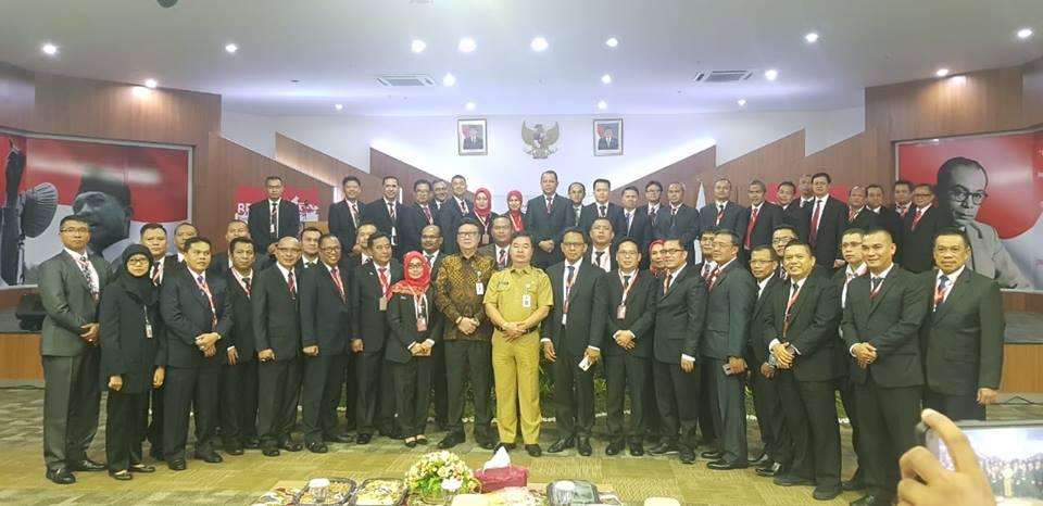 Kemendagri Ikutkan Sekretaris DPRD Boltim Dalam Diklatpim II