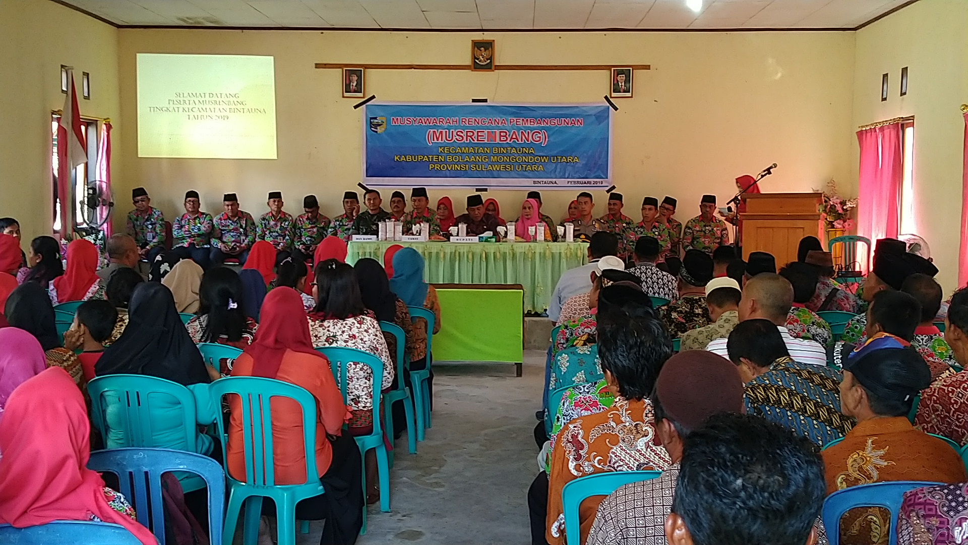 Bupati Dorong Antusiasme Masyarakat Dalam Musrenbang Kecamatan