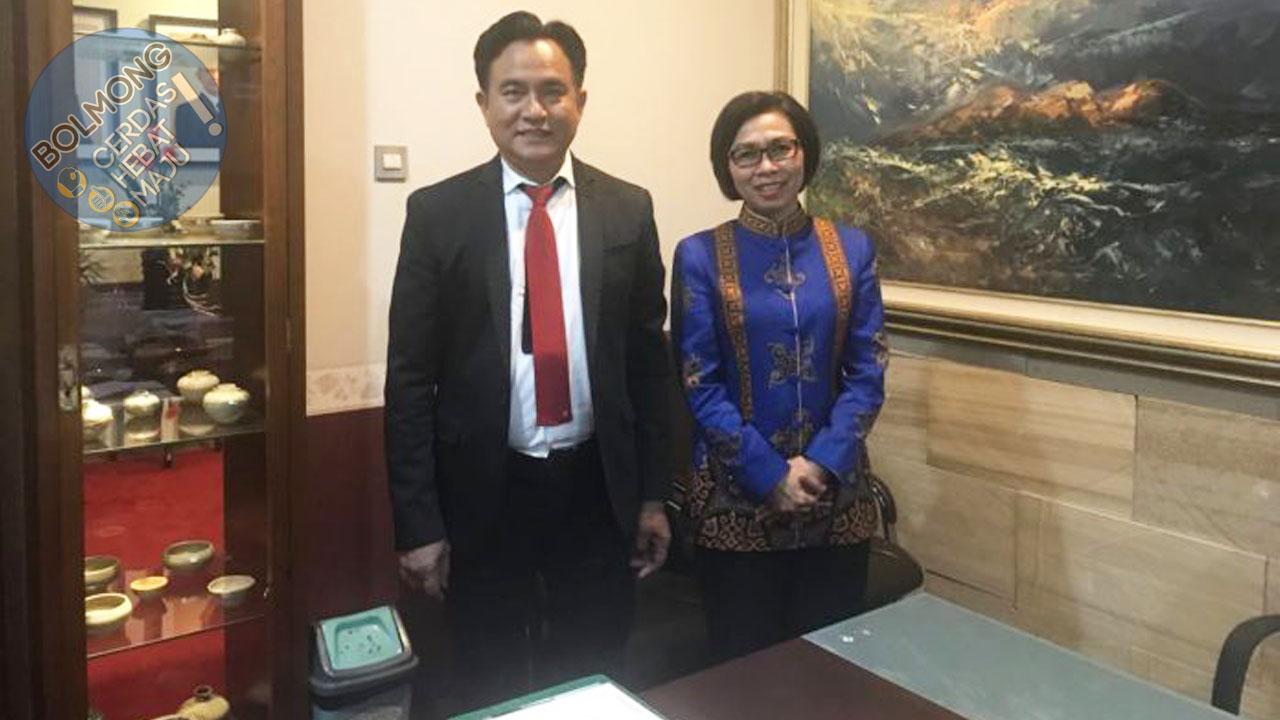 Perjuangan Bupati Berhasil, Batas Bolmong - Bolsel Dipastikan Bergeser Kembali