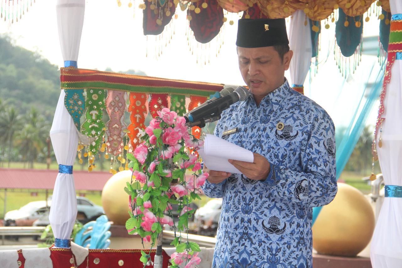 Anggota Korpri Bolmong Diminta Lebih Fokus dan Tulus Dalam Kinerja