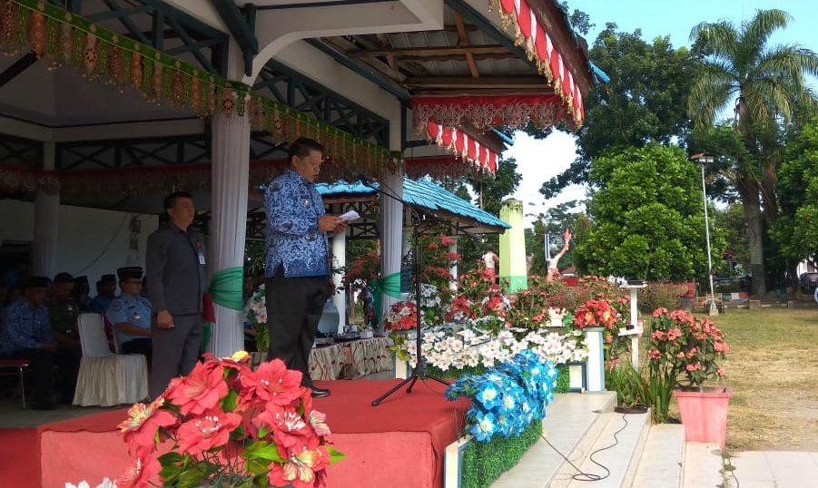 Ini Pesan Wawali Kotamobagu Dalam Peringatan Hari Peduli Sampah Nasional