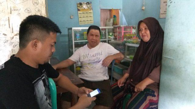 Wanita Ini Bantah Pernyataan Denny Mokodompit Soal Adanya Intimidasi Terkait Penurunan Baliho MIliknya