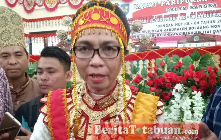 Pakaian Adat Mongondow Bakal Hiasi Upacara Puncak HUT Bolmong ke 65