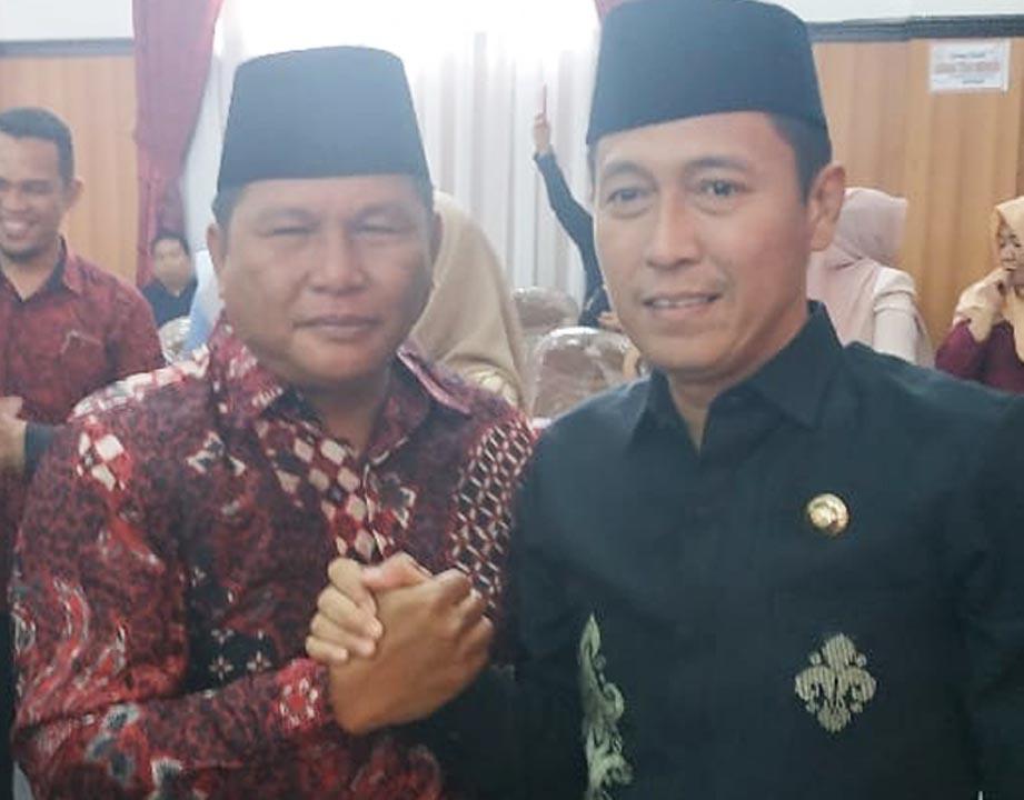 Bupati Iskandar Sebut Dedi Abdul Hamid Sosok Paripurna Sebagai Wabup Bolmong Selatan