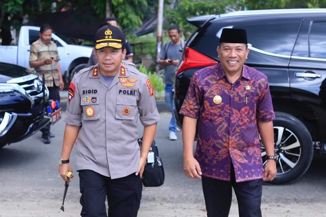 Terima Kunjungan Rektor UMY, Bupati Bolmut Bahas Peningkatan SDM Tenaga Pengajar