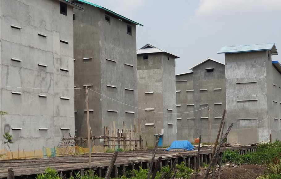 Baru Tiga Sarang Burung Walet di Boltim Yang Kantongi IMB