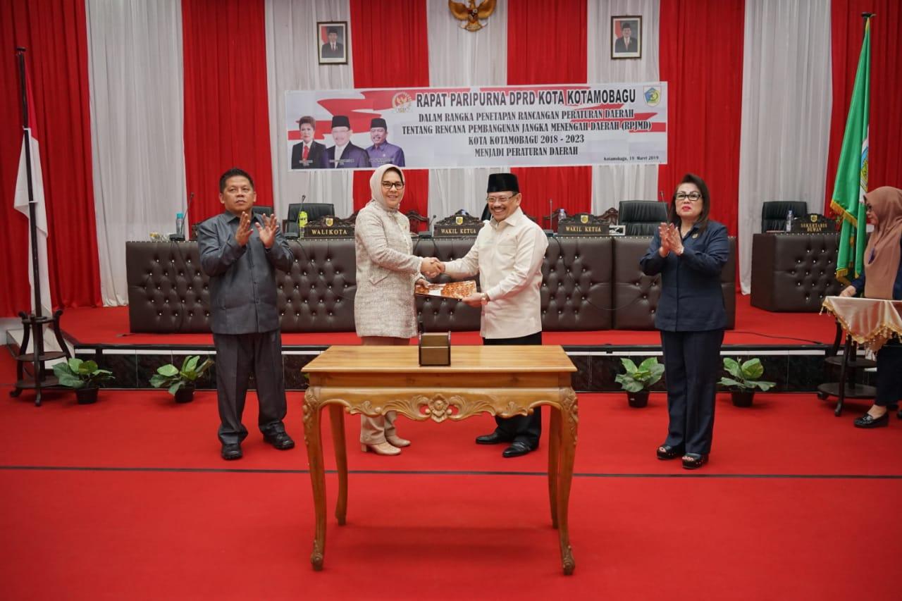 Walikota Tegaskan RPJMD Memuat Target Pembangunan Lima Tahunan