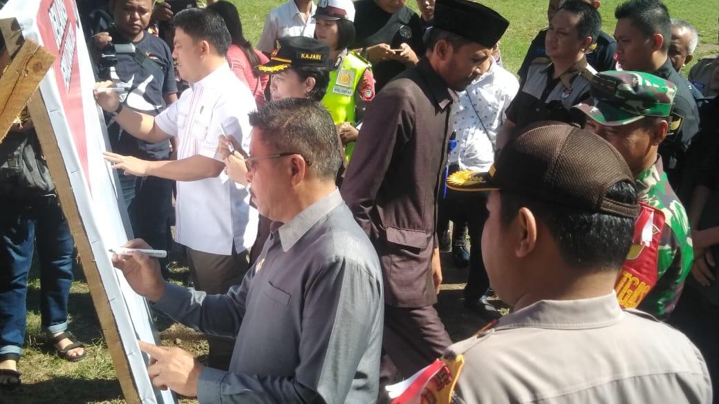 Wabup Minta Warga Jaga Persaudaraan Jelang Pemilu 2019