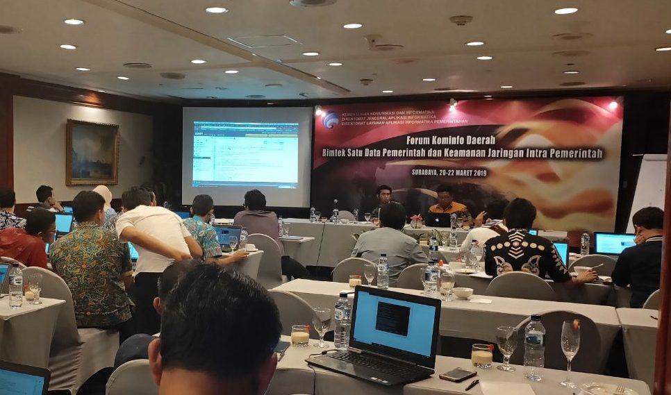 Kuatkan SPBE, Dinas Kominfo Bolmong Bakal Berkolaborasi Dengan LAIP