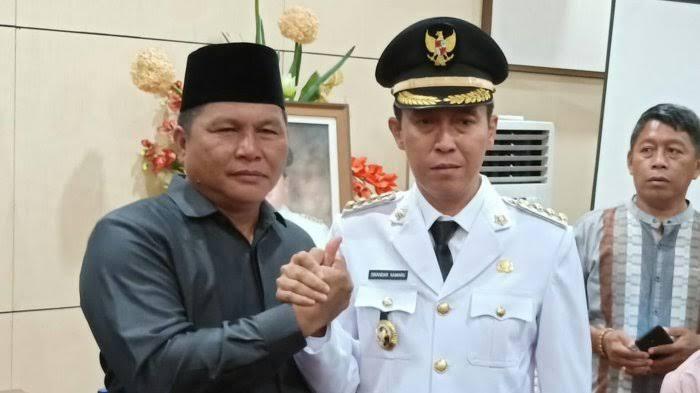 Dedy Abdul Hamid Terpilih Sebagai Wakil Bupati Bolsel