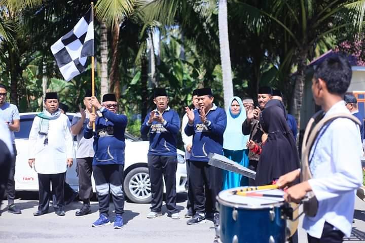 Perayaan Isra Mi'raj Dinas Pendidikan dan Kebudayaan Dapat Apresiasi Bupati Bolmut