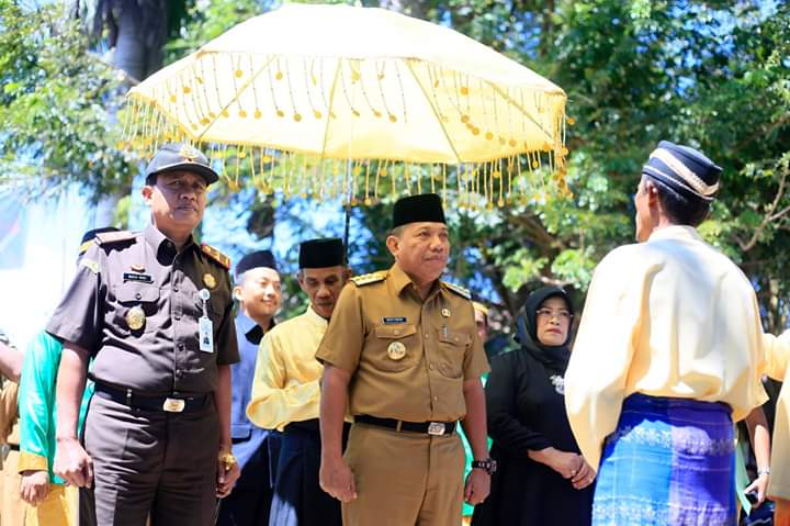 Bupati Bolmut Ajak Masyarakat Lestarikan Budaya Daerah