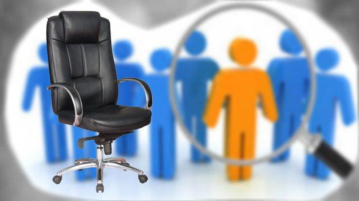 Presentasi Makalah dan Wawancara Calon Sekda Kotamobagu Digelar di BKN