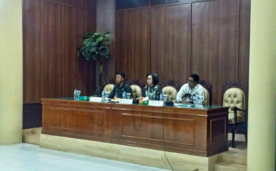 Pejabat Bolmong Dilarang Tugas Luar Selama Pemeriksaan BPK RI