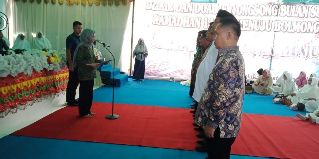 Ini Pesan Bupati Kepada Pengurus FKUB dan Majelis Ulama Indonesia Bolmong Yang Baru Dilantik