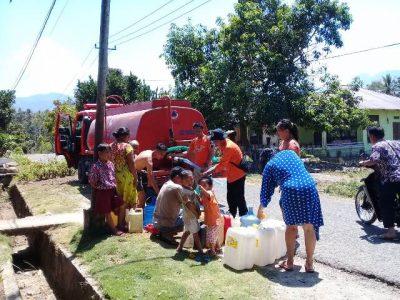 Desa Bintau Kembali Ajukan Permohonan Bantuan Air Bersih