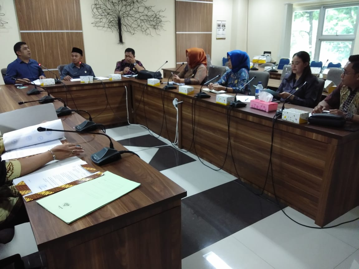 Kunjungi Depok, DPRD KK Stuban Soal Program Pembentukan Perda