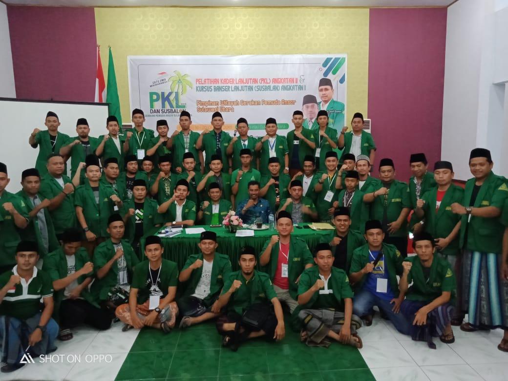 GP Ansor Sulut