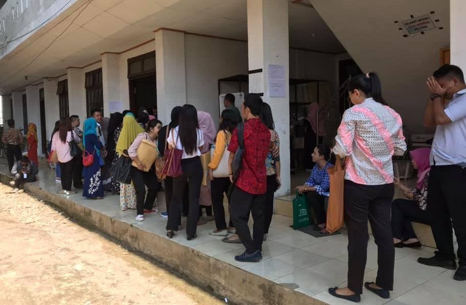 Pendaftaran CPNS Kotamobagu