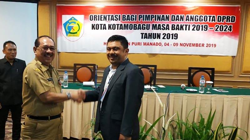 Ketua DPRD Kotamobagu
