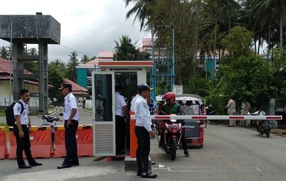 Tarif Parkir Baru di Kotamobagu