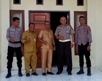 Satlantas Polres Bolmong Resmi Bermarkas di Lolak