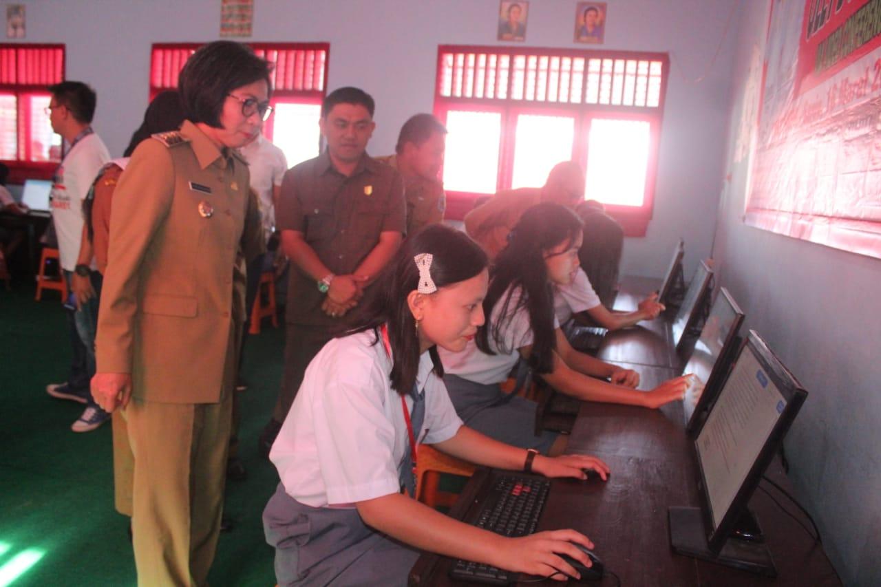Yasti Optimis Kualitas Siswa SMK di Bolmong