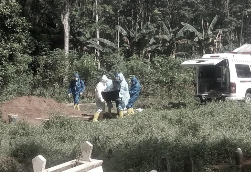 Pemkab Bolmong Tanggapi Soal Penolakan Penguburan Jenazah Covid-19