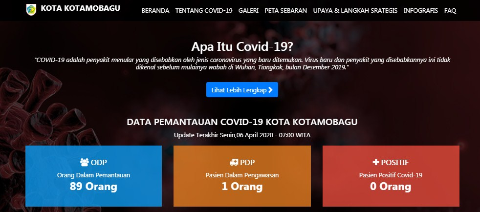 ODP Covid 19
