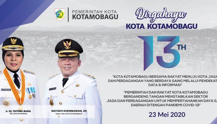 13 Tahun Kotamobagu