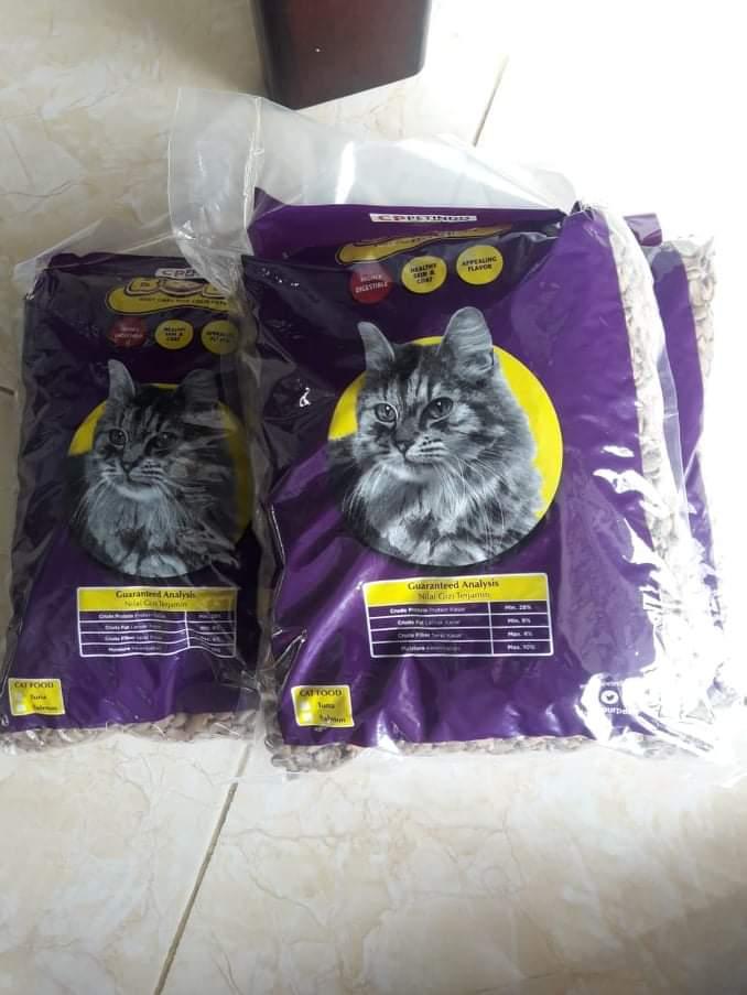 Bisnis Makanan Kucing
