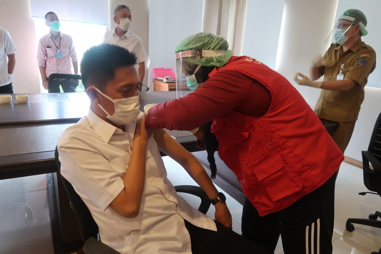 Vaksin Pencegahan Covid