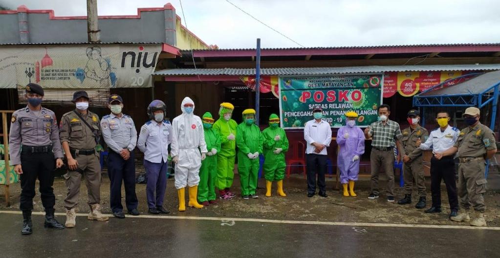 Pos Penjagaan Perbatasan Bolmong Dinilai Sudah Sesuai Protap