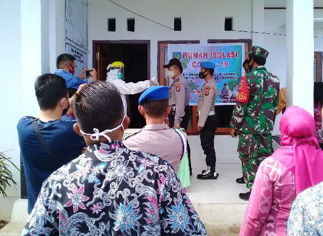 Komangaan Ditetapkan Sebagai Kampung Tangguh Nusantara