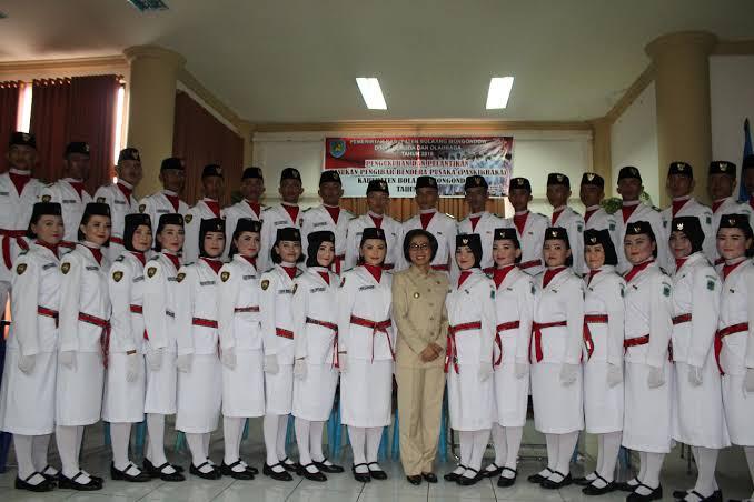 Perekrutan Paskibra Bolmong Tunggu Edaran Provinsi