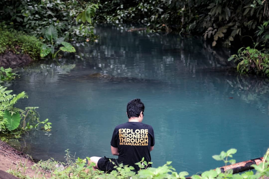 Kukut Biru, Potensi Wisata Tersembunyi di Desa Komangaan