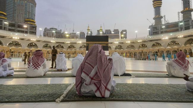 Haji Saat Pendemi